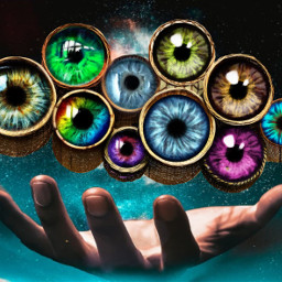 universe universo eyes ojos ircbountifulbaskets bountifulbaskets freetoedit