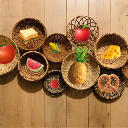 freetoedit freetoeditremix freetoeditcollection prisha basket fruitbasket vegetable basketfood