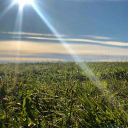 remixit remixme landscape nature sun raise