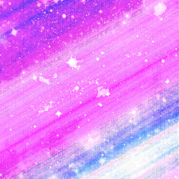 freetoedit glitter sparkle galaxy stripes pattern pastel texture art pink purple blue background overlay