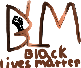 blm blacklivesmatters blacklivesmatter blacklivesmattertoo allivesmatter art love support georgefloyd awsome freetoedit