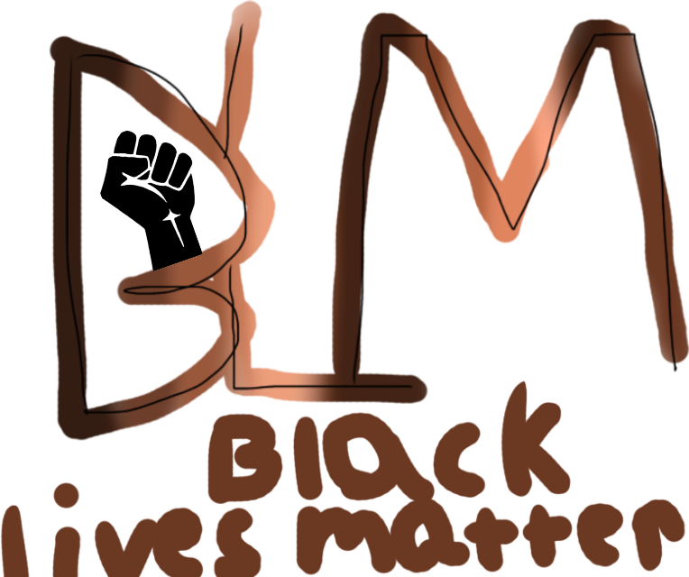 Hey! It has come to my attention that the black lives matter protest is around so heres somthing for support :D! #blm #blacklivesmatters #blacklivesmatter #blacklivesmattertoo #allivesmatter #art #love #support #georgefloyd #awsome