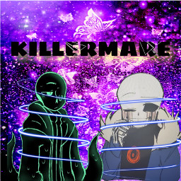 ship undertaleau killermare freetoedit