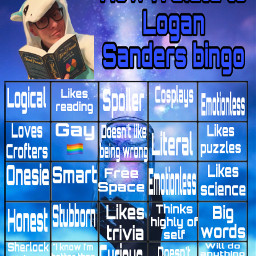 logansanders bingo freetoedit