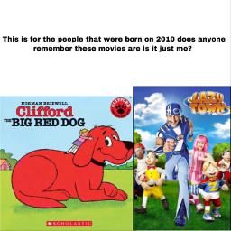 2010 lazytown clifferdthebigreddog childhood movies
