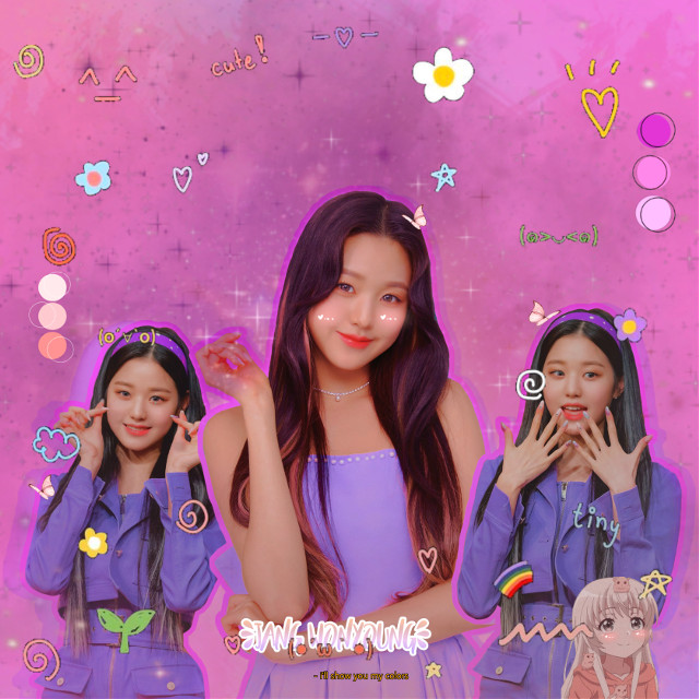 wonyoung 🐰🌷 and im done with the iz*one collection -  #izone #izonewonyoung #wonyoung #wonyoungedit #izoneedit #kpop #kpopedit #kpopaesthetic #izoneaesthetic #aesthetic #pink #magenta #pinkaesthetic
