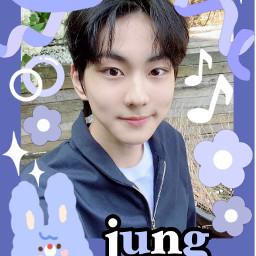 enhypen polcos kpoppolaroids jungwon cute korean kpop freetoedit