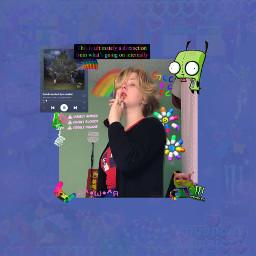 scenecore glitchcore scenekid rainbowcore alternative altcore alternativekid gir 100gecs freetoedit