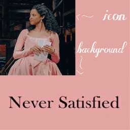 neversatisfied hamilton angelicaschuyler angelica angelicahamilton schuyler schuylersisters schuylersister pinkaesthetic pink aesthetic icon background freeicons hamiltonthemusical hamiltonmusical musicaltheatre musicals musicaltheater reneeelisegoldsberry renee goldsberry queen feminist satisfied freetoedit