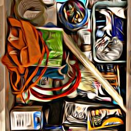 geometry abstract randomart picoftheday