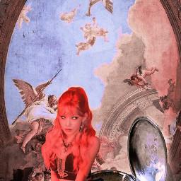 kpop chungha anniekim angel renaissance vintage ioi ioichungha chunghaedit kpopsolo
