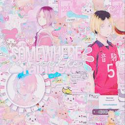 kozume kenma kozumekenma nekoma haikyuu hq anime animeboy pastel idekanymore hashtagssuck