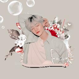 kpop nct nct_dream kpopedit flower