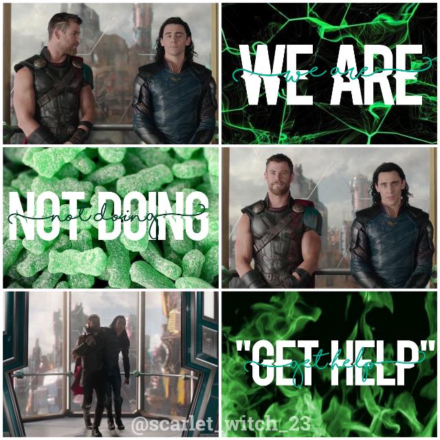 "꧁༺Wᴇʟcoмᴇ тo тнᴇ Housᴇ oғ M༻꧂  I'м Aʀι J, ᴀɴᴅ wᴇʟcoмᴇ тo мʏ cʀᴀzʏ Woʀʟᴅ  》⚠Tнιs ιs ᴀ ᴘʟᴀcᴇ wнᴇʀᴇ ʏou wιʟʟ ғιɴᴅ мᴀɴʏ тнιɴԍs ᴀɴᴅ suʀᴘʀιsᴇs, so ᴅo ɴoт ᴀттᴇɴᴅ⚠《    ༄Bᴀsιc ιɴғoʀмᴀтιoɴ✪  ★彡[Wнo? Loki and Thor (No shipp)]彡★ ★彡[Wнᴇʀᴇ? Thor Ragnarok]彡★ ★彡[Wнʏ? Get help! Ayúdenme!!]彡★ ★彡[Mooᴅ: 😂🤩]彡★ ★彡[Coloʀ: Green]彡★ ★彡[Aᴘᴘs: Phonto - PicsArt - Pinterest]彡★  ༄Eᴅιт Iɴғoʀмᴀтιoɴ✪  ★彡[Dᴀтᴇ: Fri/Oct2/2020]彡★ ★彡[Tιмᴇ: Idk]彡★ ★彡[Houʀ: 18:03]彡★ ★彡[Tᴇxт: We are not going ""get help""]彡★ ★彡[Tʏᴘᴇ: Hug, edit?]彡★ ★彡[Noтᴇ: I want to see Thor Ragnarok again :/]彡★   ༄Cʀᴇᴅιтs✪  ★彡[Bᴀcκԍʀouɴᴅ: Mine]彡★ ★彡[Pιcтuʀᴇs: Pinterest, mine]彡★ ★彡[Sтιcκᴇʀs: None]彡★ ★彡[ Iɴsᴘιʀᴇᴅ ʙʏ: Youtube] 彡★    ༄Tᴀԍ ʟιsт✪ @polaris_12 {My siSteR 💕} @nbaque_mero17 { My bEst FrieNd <3🖤💫} @wanda_fanpage  @isabela_zxm  @lupinbarnes  @natalia_romanoff  @zendaya_16  @lilly_b_  @paaancaaakes  @natkoon9  @cherry_chocolate  @michellejonesmj  @that_sebstan_fan @isabellaroseormrod  @addiegrace5  @avengers_fan_loki  @agraceeee  @tylisha2010  @chonyyyy  @black7widow7wanda7  @s2015p1011  @winterbxlle-  @urnamealreadyexist  @themcuniverse  @paige_england  @sweetxnersky  @infinity_marvel21  @adrianamendez89  @luvfqith  @arg57  @soviet_love  @olive1511  @cumbercookieunited  @syyyd3125  @isabela_zxm  @fallenangeldrawings  @phantomghostwhip1  @mbrookegrant6  @super-fandom  @fayhallen  @heehee_hiddles  @-tvsseract-  @-stanlover-  @hcneysweet-  @jxdns_demon-  @prairie_pluvio  @seb-josh-yittle  @_random_wallpapers_  @audrey_rose_holland  @zaynah_shah  @william_aft0n  @lisakrivonos  @chris-1-  @angelahuma123465  @blckwidow  @i_dont_wike_it @support_nice_edits  @emilyjohnson1998  @xlaufxyx  @i_am_loki_of_asgard     ❖Iғ ʏou wᴀɴт тo ʙᴇ ᴘᴀʀт oғ мʏ ""Housᴇ oғ M"" coммᴇɴт {🌌}❖ ❖Iғ ʏou ɴo ʟoɴԍᴇʀ wᴀɴт тo ʙᴇ ᴘᴀʀт oғ ιт, coммᴇɴт {🔮}❖ ❖Iғ ʏou cнᴀɴԍᴇᴅ ʏouʀ ɴᴀмᴇ, coммᴇɴт {☄️} Aɴᴅ тᴇʟʟ мᴇ ʏouʀ ɴᴇw usᴇʀ!❖  ༄Aʙouт мᴇ ✪  ┋Sнᴇ/нᴇʀ┇ Tнᴇʀᴇ ᴀʀᴇ ᴅᴀʏs wнᴇɴ I ᴀм soмᴇoɴᴇ wιтн ᴘowᴇʀs oғ ᴀ ᴘᴇcuʟιᴀʀ scᴀʀʟᴀтᴀ тoɴᴇ, soмᴇтιмᴇs I ιɴғιʟтʀᴀтᴇ ᴘʟᴀcᴇs, ʙᴇcᴀusᴇ I ᴀм ᴀ Russιᴀɴ sᴘʏ, I"