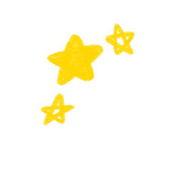 agere ageregression cute kidcore stars border corner freetoedit