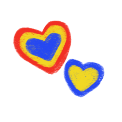 agere ageregression cute kidcore primarycolors clowncore hearts freetoedit