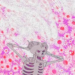 skeleton doyouknowthemuffinman madness hufflepuff puffyvag freetoedit