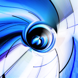 abstract blue white swirl party future modern art interesting music light graphic design wallpapers backgrounds remixme knowskilz 303 usa denver hireme work priceless freetoedit