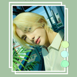 freetoedit hyunjin hwanghyunjin skz straykidshyunjin straykidsedit mingausan hyunjinedit selca green soft faneditkpop fanedit wallpaper wallpaperkpop edit aesthetic