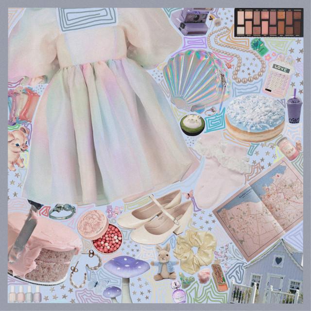 #picsart#vsco#polyvore#png#aesthetic#pngaesthetic#pngclothes#pastel#pastelpng#cottage#cottagecore#cottagecorepng#sweets#babydoll#dress#selkie#puffysleeves#pastel#pastelrainbow#plussize#unicorn#fantasy#cute#art #freetoedit