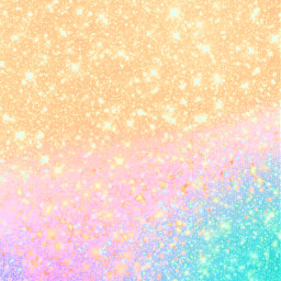 freetoedit glitter sparkle galaxy shimmer crystals diamonds bling gold pastel colorful cute overlay background