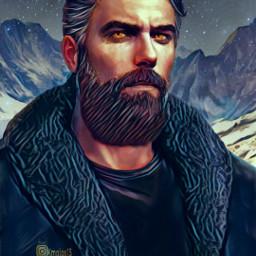 beardman beardmen beard barba hombreconbarba style estilo freetoedit