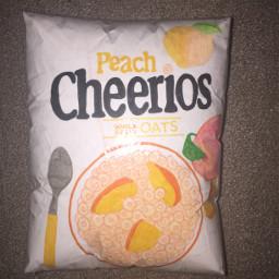 freetoedit peach cheerios cereal brekfast fruit orange papersquishy papersquishie papersquishes like follow repost craft drawing taglist