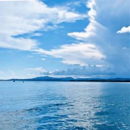ocean skylover cloudsandsky naturephotography oceanview freetoedit