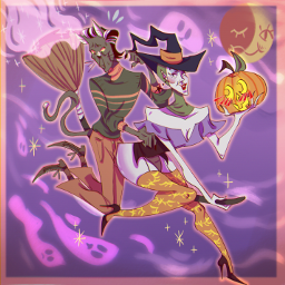 myedit myartwork myoc myocs originalcharacter originalart digitalart digitaldrawing digitalartist digitalillustration halloween halloweenspirit halloween2020 pinup pinupart pinupgirl witch