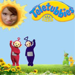 teletubbies debby freetoedit