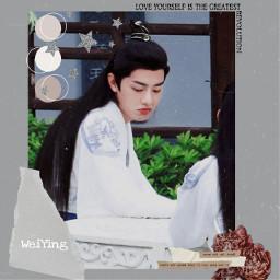 theuntamed weiwuxian weiying xiaozhan wangyibo lanwangji lanzhan yizhan wangxian theuntamededit freetoedit