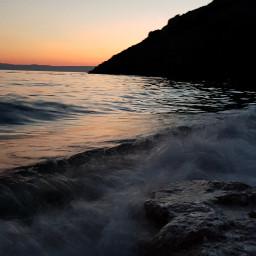 sunset sunsetphotography myphotography island seaside pcgoldenhour