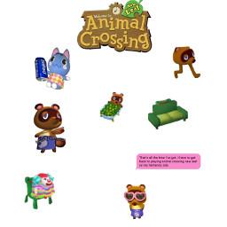 animalcrossing nintendo animalcrossingnewhorizons animalcrossingpocketcamp animalcrossingnewleaf tomnook froggychair freetoedit