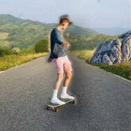 freetoedit way road men skateboardingislife