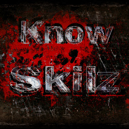 knowskilz graffiti grunge dirty paint lettering tags metal rusted party music people logo graphic design wallpaper background red splash colorful picsart