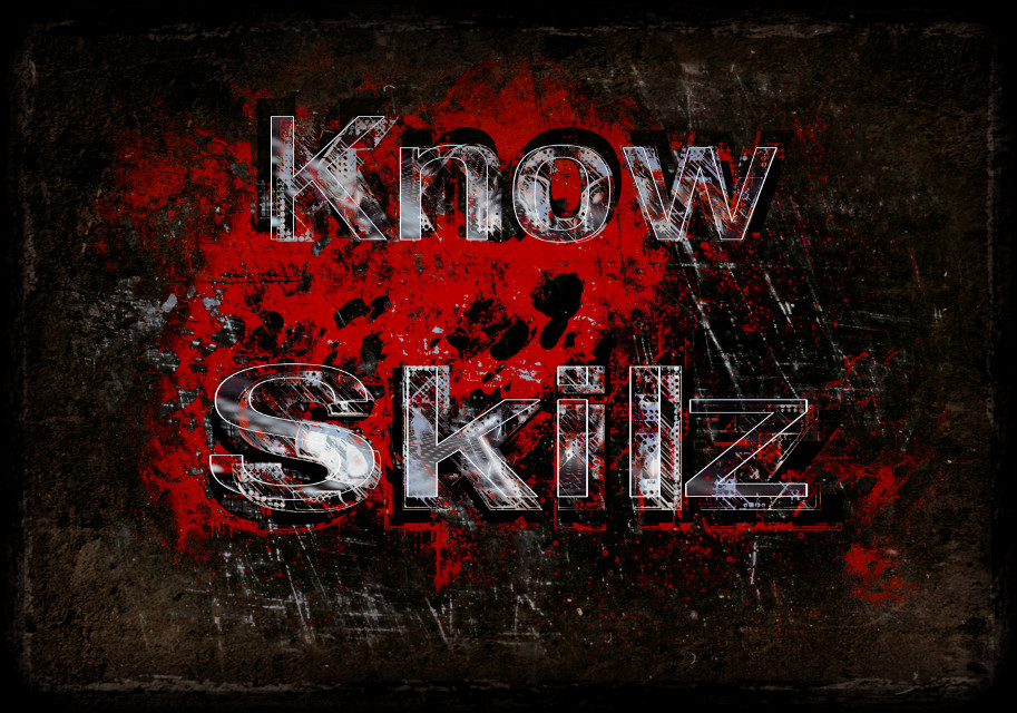 #knowskilz #graffiti #grunge #dirty #paint #lettering #tags #metal #rusted #party #music #people #logo #graphic #design #wallpaper #background #red #splash #colorful #picsart