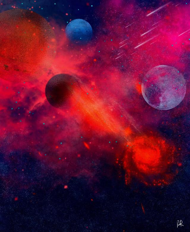 #freetoedit #picsart #mydrawing #drawing #galaxy #remix #remixit