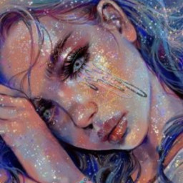 freetoedit rainbowisgone srcholographicdripart holographicdripart