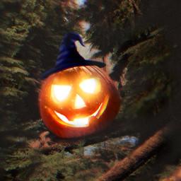 freetoedit remix halloween editedwithpicsart mrlb2000 cool awesome pumpkin lol