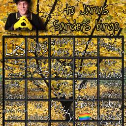 janussanders bingo