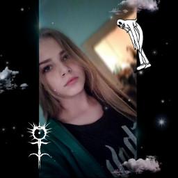 ghostemane ghost me girl poland europe aesthetic anime hell heaven angelanddevil angel devil 666 satan satanism polska otaku freetoedit