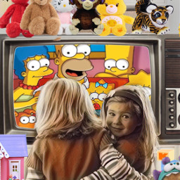 girls toys television the cute srcsmallscreen freetoedit