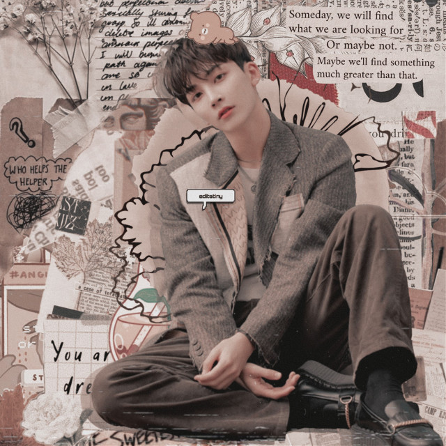 . . .  #kpop #kpopedit #seventeen #svt #carat #idol #jeonghan #han #brown carat×seventeen♡