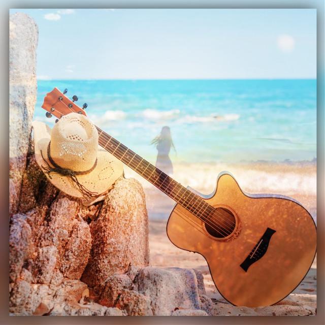 #beach #music