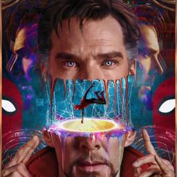 spiderman spiderman3 sony marvel doctorstrange doctorstrange2 doctorstrangeinthemultiverseofmadness benedictcumberbatch tomholland