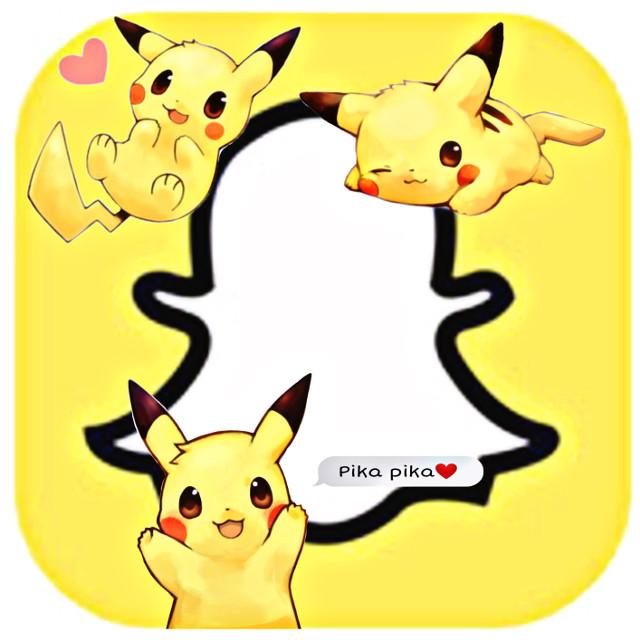 #pikachukawaii #snapchat