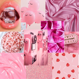 softgirl images pink cute love balloongs redbubble phonecaseimage aesthetic