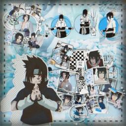 anime manga otaku japan weeb naruto shippuden narutoshippuden sasuke uchiha sakura kakashi sasukeuchiha itachi blue aesthetic freetoedit