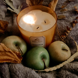 pcautumnflatlay autumnflatlay autumnwarmth candle light