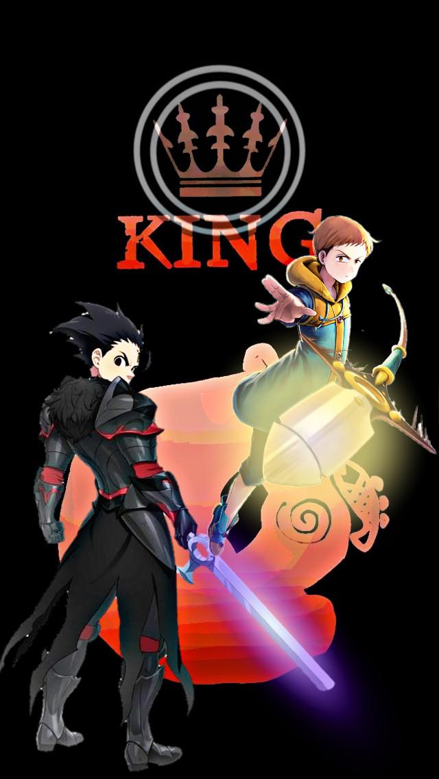 #zeldris #king harlequin #cool anime # seven desdly sins